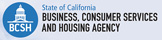 State of California Business, Consumer Services and Housing Agency