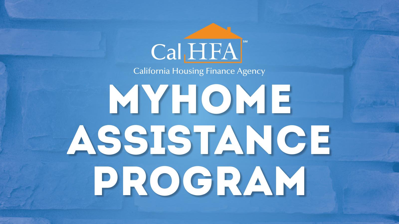 Downpayment Assistance Program | MyHome Assistance Program