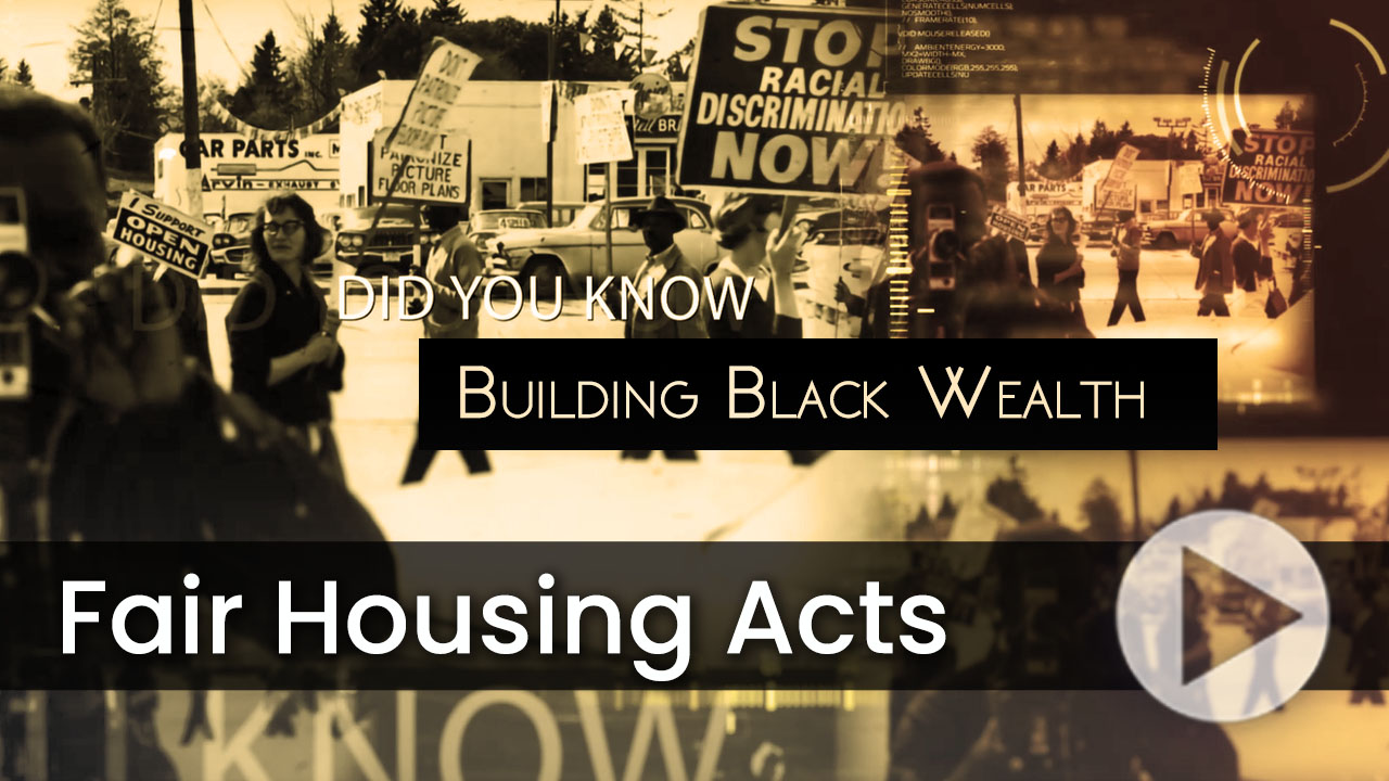 Fair Housing Acts Thumbnail