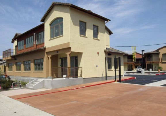 CalHFA Multifamily Developers Managers Section 811 MHSA Funded Projects